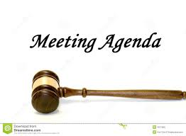Village of Cairo Meeting Agenda for March 14