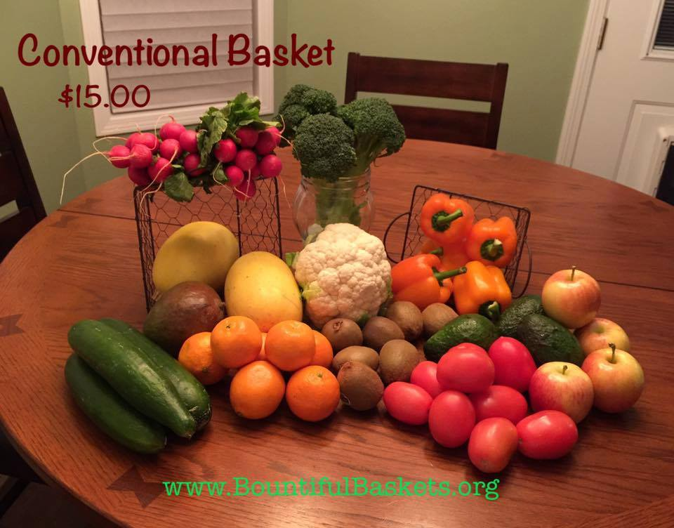 Bountiful Basket 1