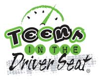 teens in the drivers seat