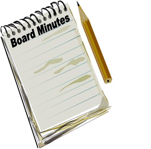 Cairo Village Board Minutes & Bill List for April 2017